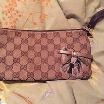 Gucci Wristlet Wallet Lot Photo