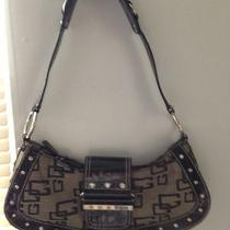 Gues Black Handbag Photo