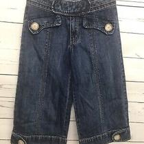 Guess 10 Girls Jeans Blue Denim Pants Inseam 16 Photo
