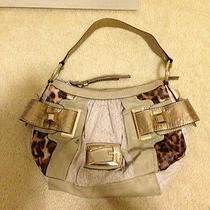 Guess Animal Print Hobo Handbag Photo