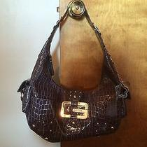 Guess Authentic Western Shoulder Bag Handbag Purse  Photo