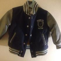 Guess Baby Boy's Varsity Jacket Photo