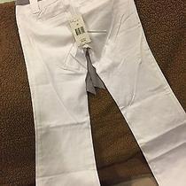 Guess Beautiful White Pants  Photo