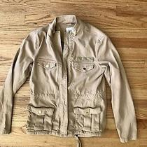 Guess Beige Anorak Jacket S Photo