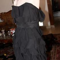 Guess  Black Color Strapless Dress Size 1 Photo