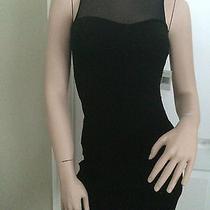 Guess Black  Dress  Size  M Photo