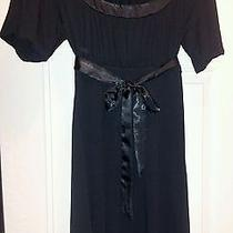 Guess Black Dress Size Medium Photo