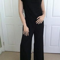 Guess Black  Jumpsuit    Size  Small  Very Hard to Find Photo