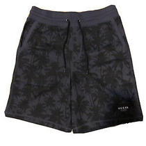 Guess Black Knit Shorts Photo