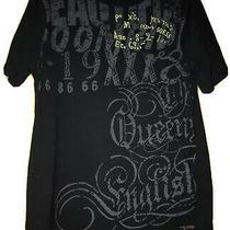Guess Black Short Sleeve Shirt Boys Size 16/18 Photo