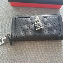 Guess Black Womens Wallet / Purse Photo