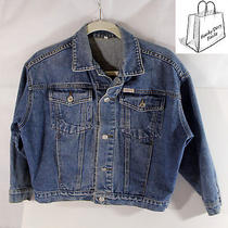 Guess Blue Denim Jacket  Children's  M All Seasons Excellent Condition  Photo
