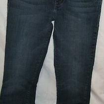 Guess Blue Denim Jeans Daredevil Skinny Leg Women's Size 29 Photo