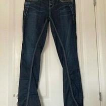 Guess Blue Ladies Jeans - Starlet Straight Leg Photo