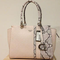 Guess Blush Multi Swim Purse Handbag M-Size Women's Bag Authentic New Py661607 Photo