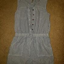 Guess Button Up Jumpsuit for Girl's  Photo