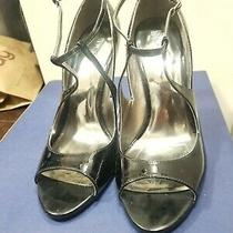 Guess by Marciano Black Heels Size 8 Photo