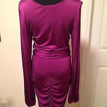 Guess by Marciano Purple Medium Dress Photo