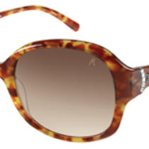 Guess by Marciano Sunglasses Gm 641 Honey Tortoise 58mm Photo