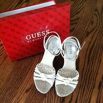 Guess by Marciano Wedge Sandals. Size 8 Photo