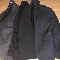 Guess Calvin Klein Bundle of 3 Mens Size Xl Dress Jackets Photo