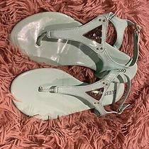 Guess Carmela Sandals Size 8 Photo