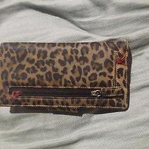 Guess Cheetah Print Wallet Photo
