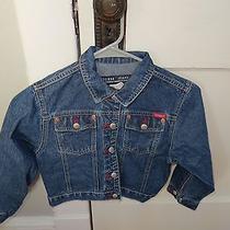 Guess Children's Jean Jacket. Size 6 Photo