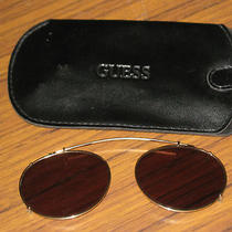 Guess Clipon Sunglasses 96 Photo