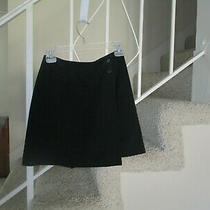 Guess Collection Vintage Black Mini Skirt Size 4  (Box11) Photo