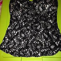 Guess Corset Top Medium  Photo