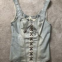 Guess Corset Top Size Small Photo