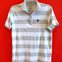 Guess  Design  Polo  Shirt Size  M Photo