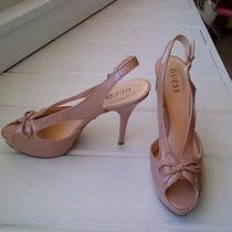 Guess Designer Slingback Heels Photo