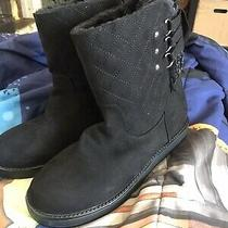 Guess Fur Boots Size 10 Photo
