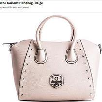 Guess Garland Handbag Beige Photo