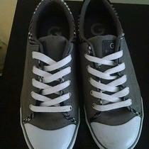 Guess Grey Women Sneakers Size 8 Photo