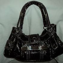 Guess Handbag-Brown-Reduced Price Photo