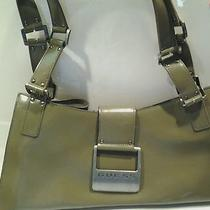 Guess Handbag Olive Green Photo