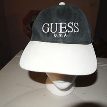 Guess Hat Ball Cap Guess Jeans  Usa Photo
