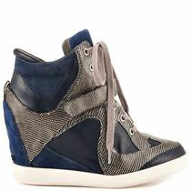 Guess Haysta Wedge Sneakers Photo