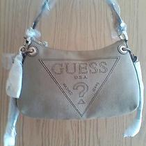 Guess Impact Handbag Cognac Photo