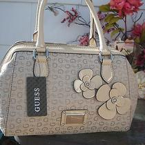 Guess Ivory Bag/purse Photo