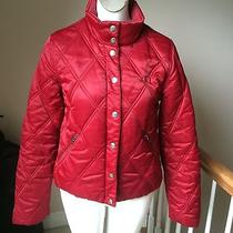 Guess Jacket- Red- Small Photo