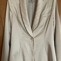 Guess Jacket Women Size 10 Beige  Photo