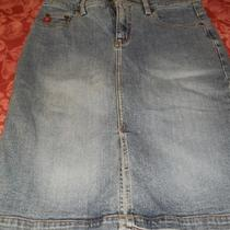 Guess Jean Skirt Photo