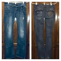 Guess Jeans Distressed - Women's Jeans - Size 27 Photo