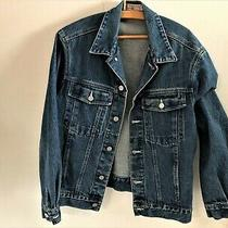 Guess Jeans Jacket. Original. Made in Usa. Photo