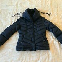 Guess Jeans Ladies Down Jacket Puffer Black Size Xl Photo