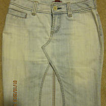 Guess Jeans Skirt 27 Blue Photo